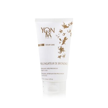 Yonka Solar Care Revitalizing, After-Sun Tan Prolonger With 3 Teas - Face & Body (Box Slightly Damaged)