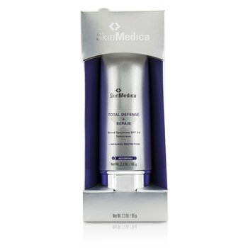 Skin Medica Total Defense + Repair SPF 34 (Exp. Date 04/2021)