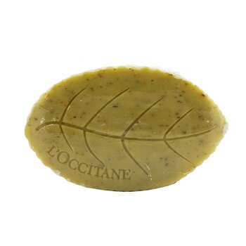 LOccitane Soap with Verbena Leaves
