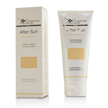 The Organic Pharmacy Cellular After Sun Cream (For Face & Body) - Tan Enhancing (Exp. Date 05/2021)